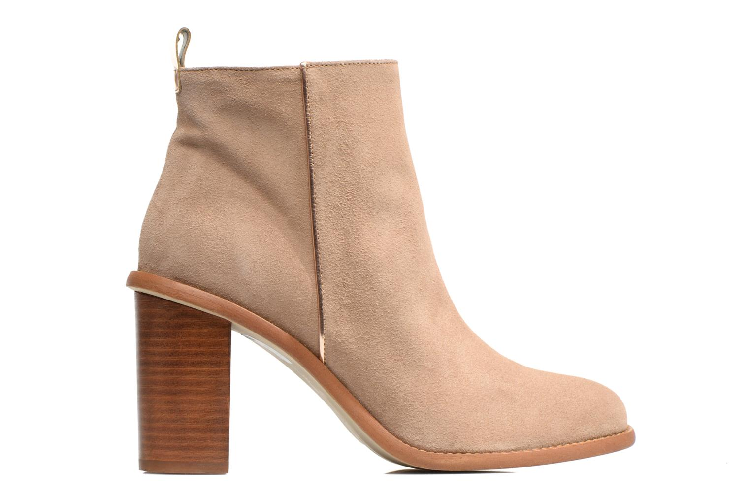 Ankle boots Made by SARENZA Western Fever #5 Beige detailed view/ Pair view