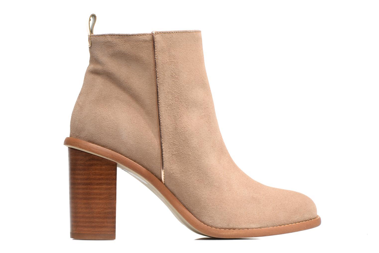 Bottines et boots Made by SARENZA Western Fever #5 Beige vue détail/paire