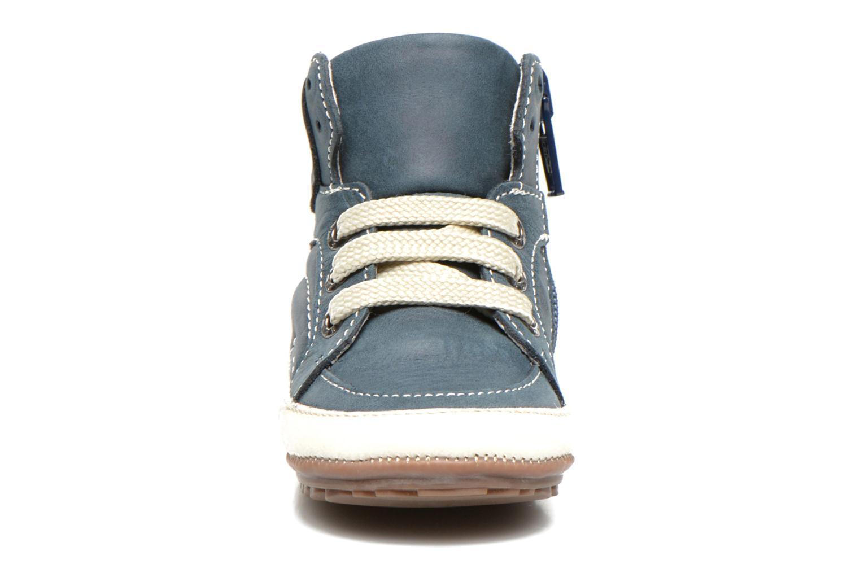 Sneaker Shoesme Spencer blau schuhe getragen