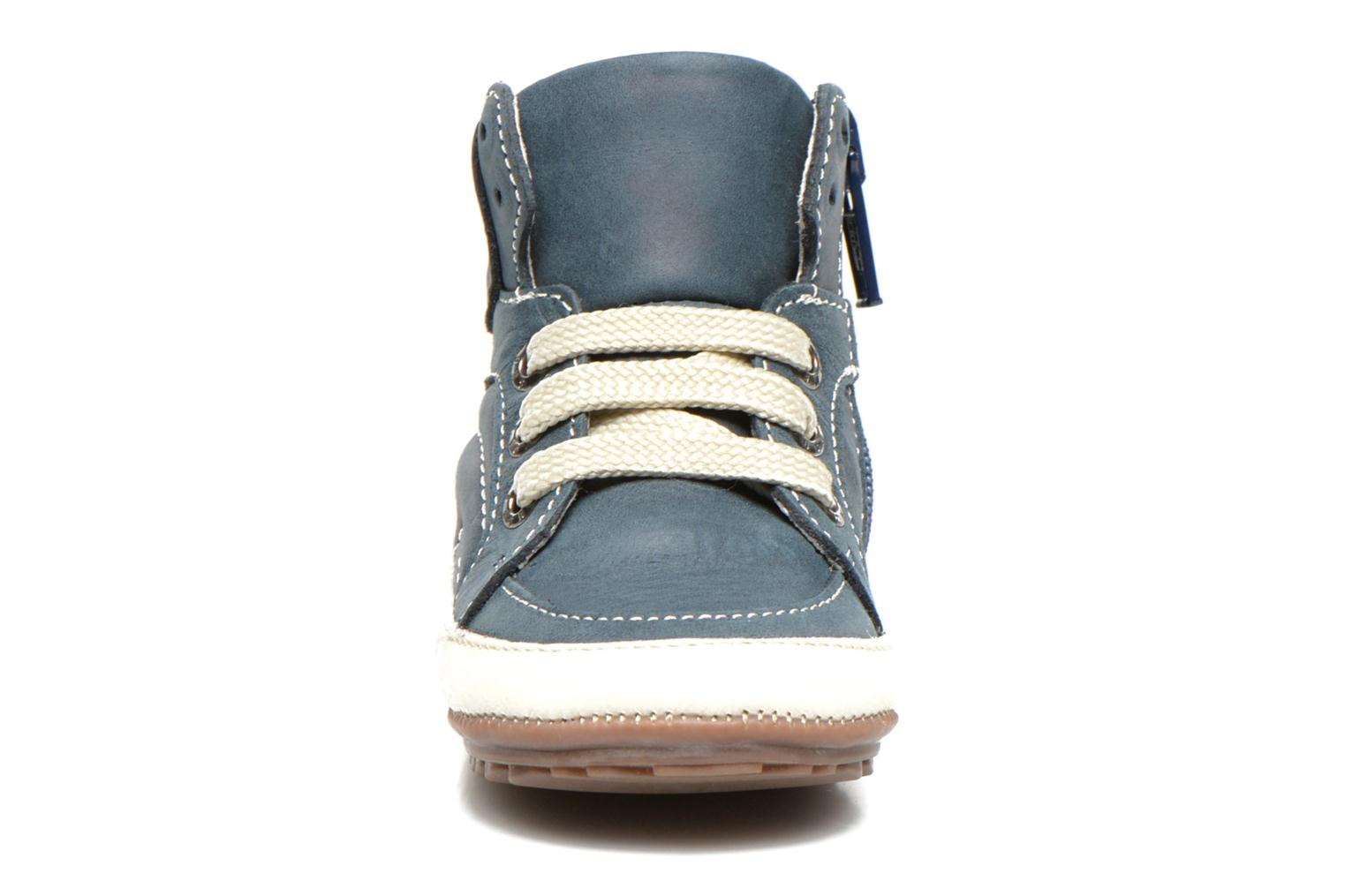 Sneakers Shoesme Spencer Blauw model