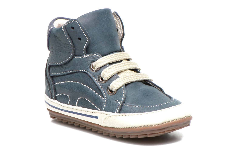 Sneakers Shoesme Spencer Blå detaljerad bild på paret