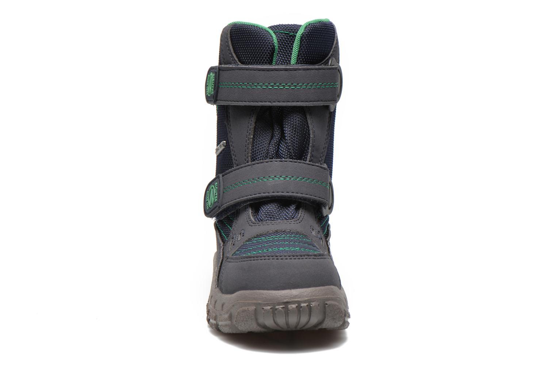 Bottines et boots Richter Davos Bleu vue portées chaussures