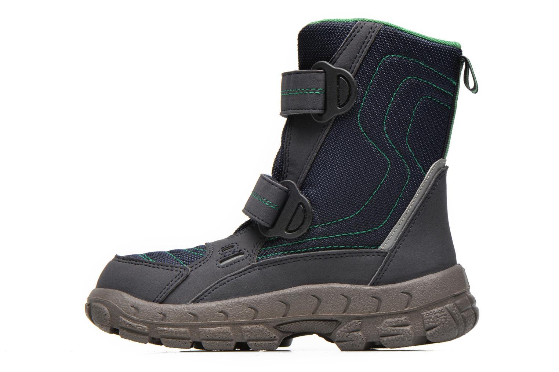 Boots en enkellaarsjes Richter Davos Blauw voorkant