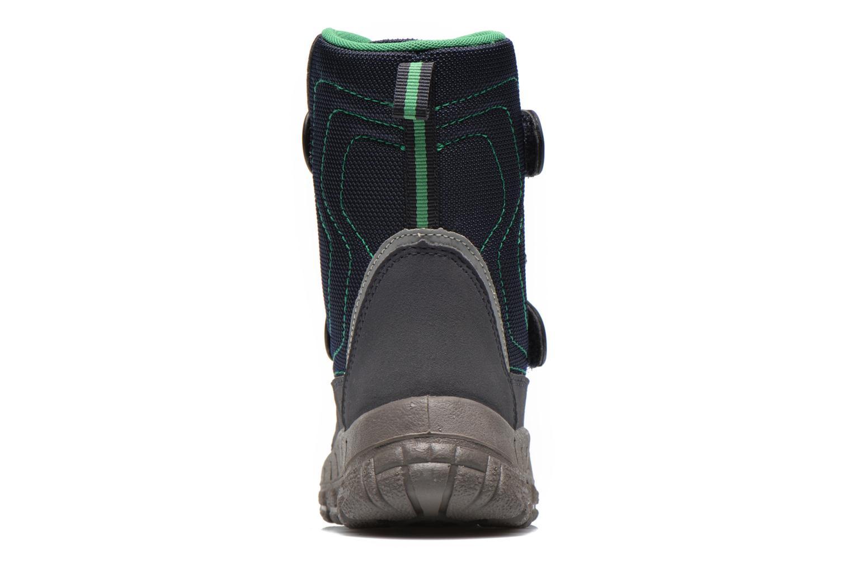 Boots en enkellaarsjes Richter Davos Blauw rechts