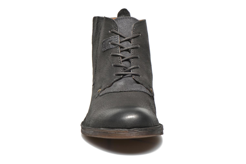 Bottines et boots Kickers BARY Gris vue portées chaussures