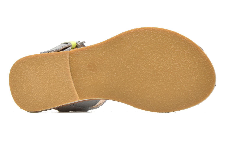 Sandalen Pepe jeans Tracy Basic K silber ansicht von oben