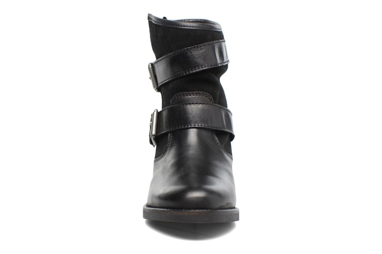 Bottines et boots Aldo ABASA Noir vue portées chaussures