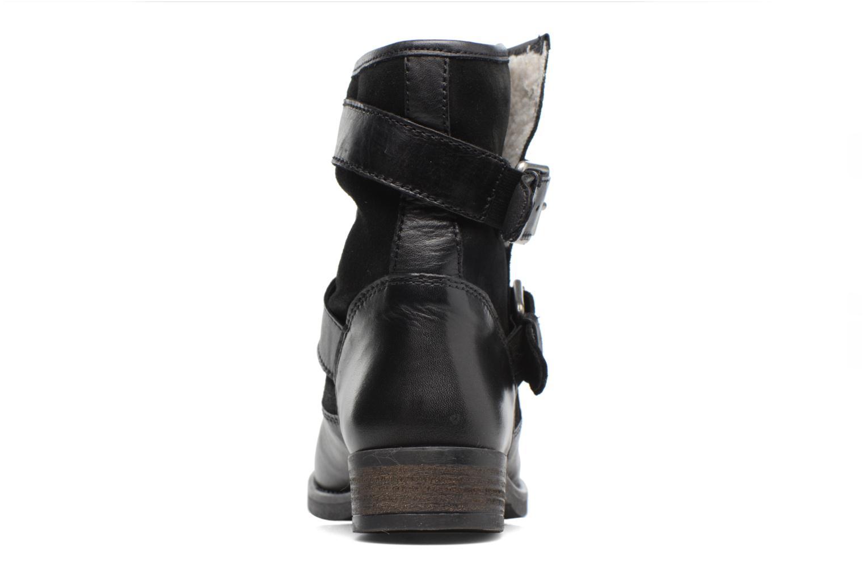 Bottines et boots Aldo ABASA Noir vue droite