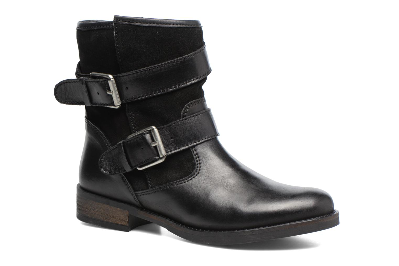 Bottines et boots Aldo ABASA Noir vue détail/paire