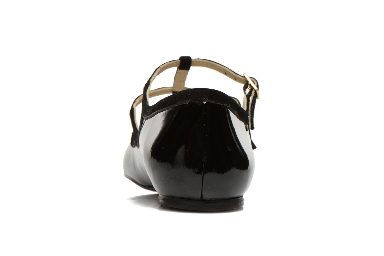 Tania Charol negro + ante negro