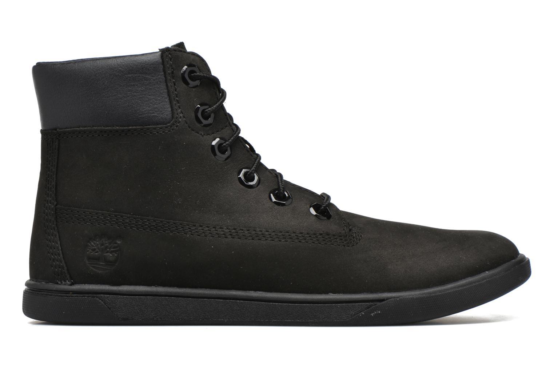 Boots en enkellaarsjes Timberland Groveton 6In Lace with si Zwart achterkant