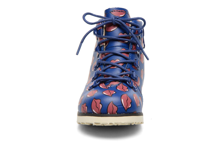 Bottines et boots Akid Jasper Bleu vue portées chaussures