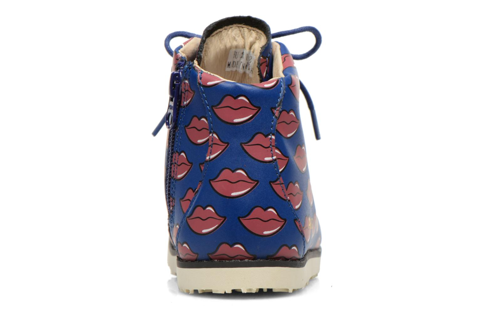 Jasper Blue Hot Lips