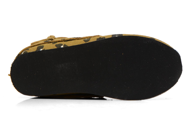 Sneaker Akid Stone grün ansicht von oben