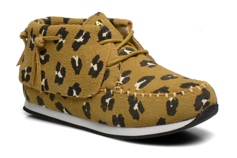 Sneaker Akid Stone grün detaillierte ansicht/modell