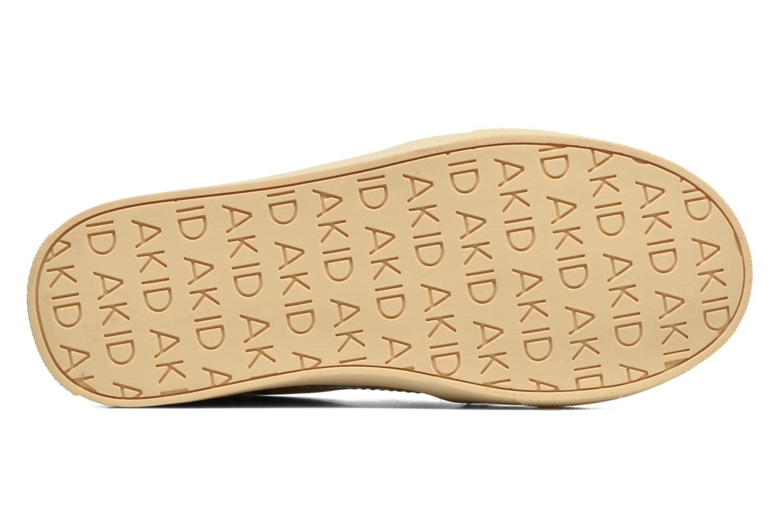 Sneaker Akid Liv beige ansicht von oben