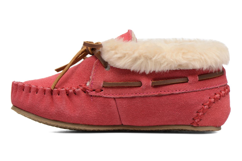 Bottines et boots Minnetonka Charley Rose vue face