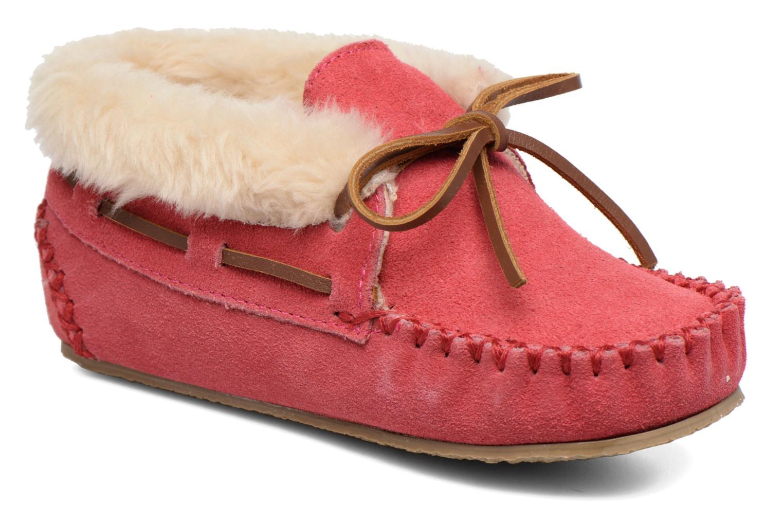 Stiefeletten & Boots Minnetonka Charley rosa detaillierte ansicht/modell