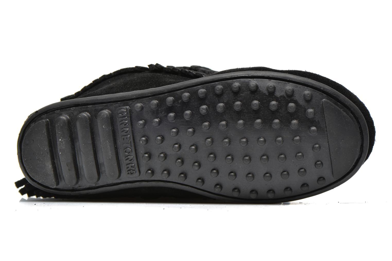 Laarzen Minnetonka Star 3 Layer Zwart boven