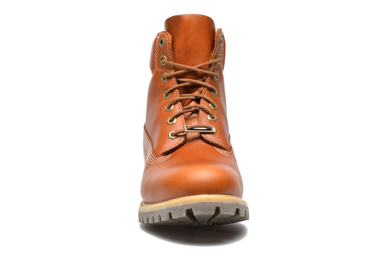 Bottines et boots Timberland AF 6IN PREM BT Marron vue portées chaussures