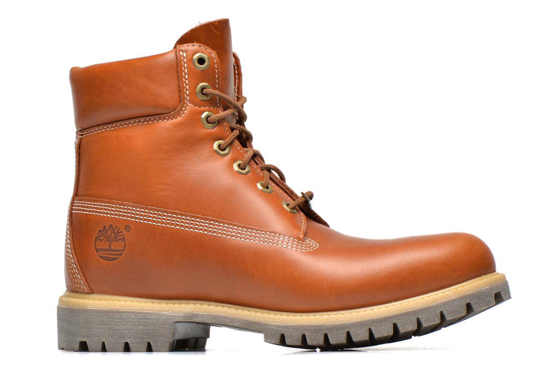 Bottines et boots Timberland AF 6IN PREM BT Marron vue derrière
