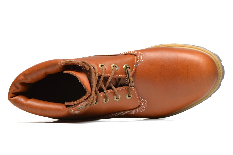 Bottines et boots Timberland AF 6IN PREM BT Marron vue gauche