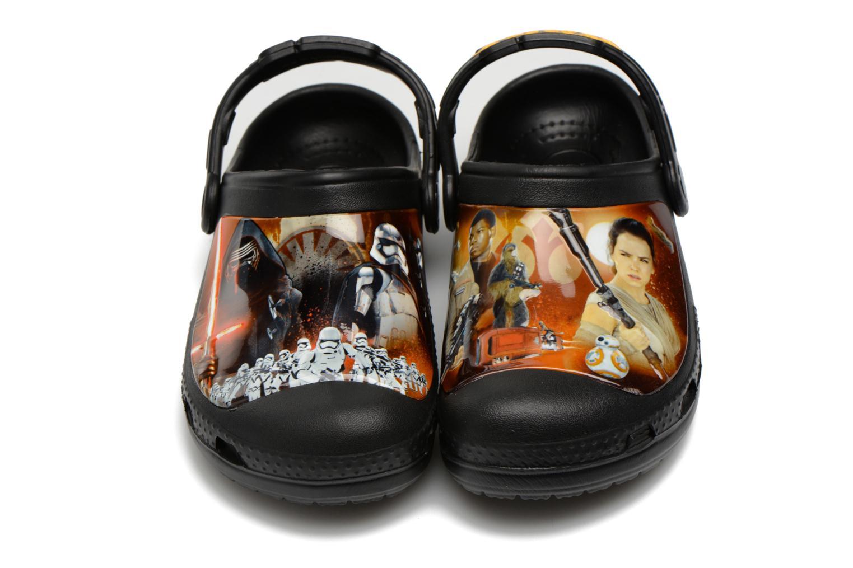 Sandales et nu-pieds Crocs CC The Force Awakens Clog K Noir vue 3/4