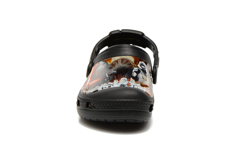 Sandalen Crocs CC The Force Awakens Clog K schwarz schuhe getragen