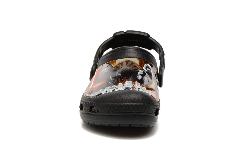Sandals Crocs CC The Force Awakens Clog K Black model view