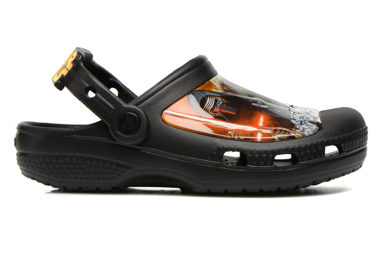 Sandalen Crocs CC The Force Awakens Clog K schwarz ansicht von hinten
