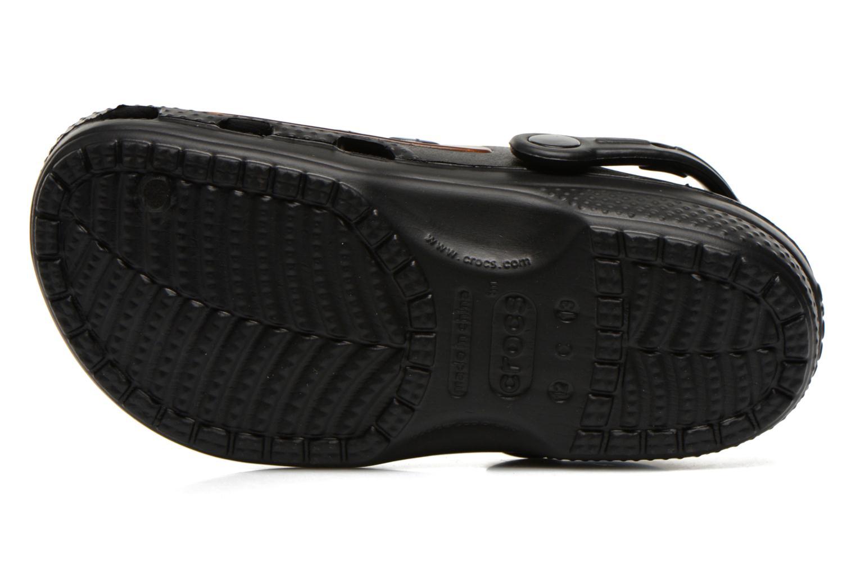 Sandales et nu-pieds Crocs CC The Force Awakens Clog K Noir vue haut