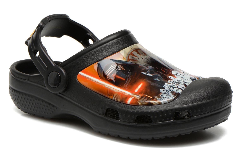 Sandalen Crocs CC The Force Awakens Clog K schwarz detaillierte ansicht/modell