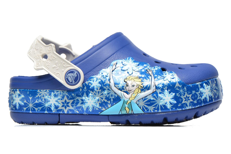 Sandalen Crocs CrocsLights Frozen Clog K blau ansicht von hinten
