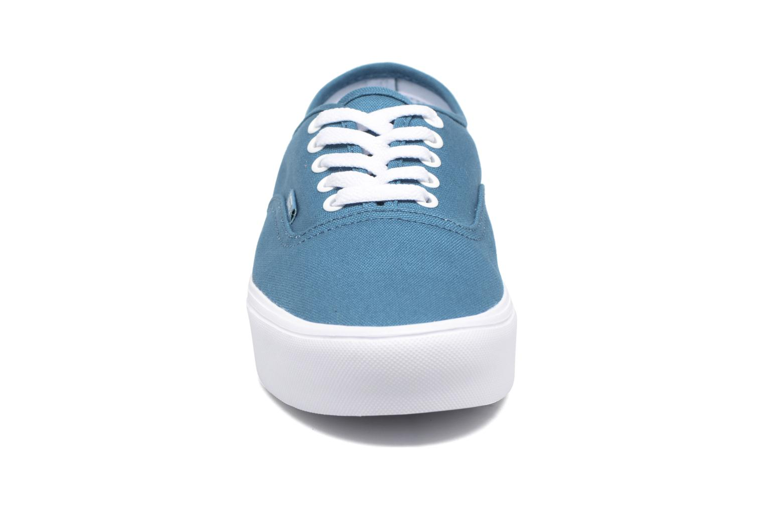 Trainers Vans Authentic Lite Blue model view
