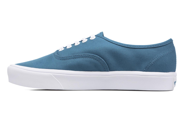 Sneakers Vans Authentic Lite Azzurro immagine frontale