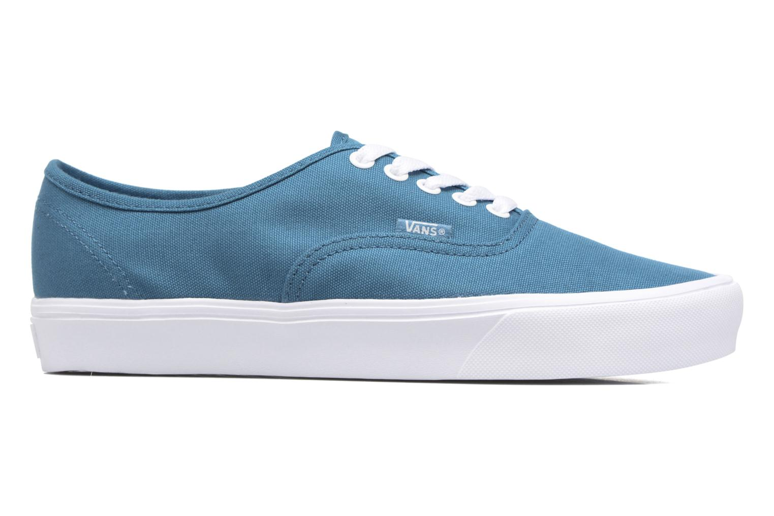 Trainers Vans Authentic Lite Blue back view