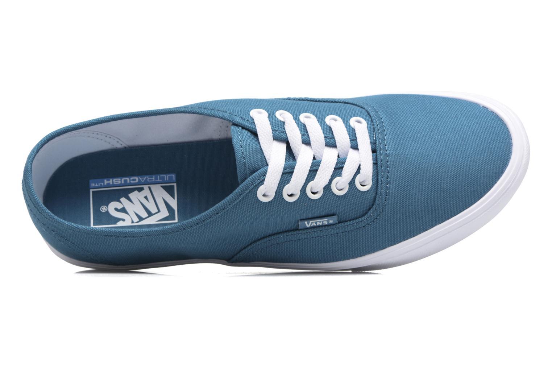 Sneakers Vans Authentic Lite Azzurro immagine sinistra