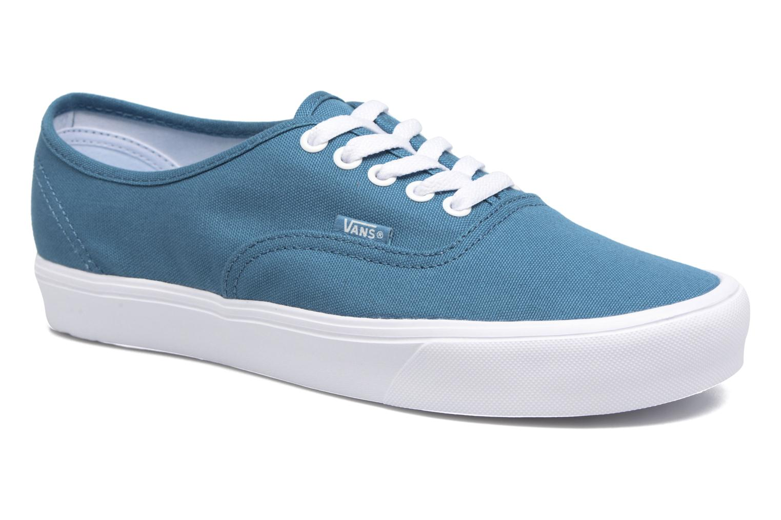 Trainers Vans Authentic Lite Blue detailed view/ Pair view