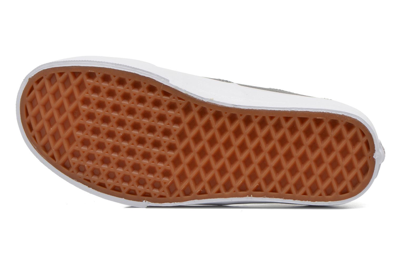 Sneaker Vans Authentic Decon W silber ansicht von oben
