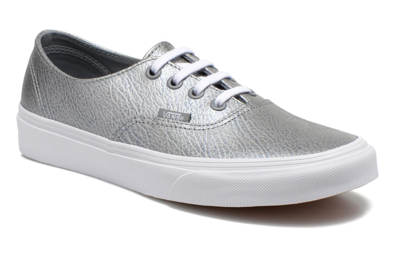 Los últimos zapatos de descuento para hombres y mujeres Vans Authentic Decon W (Plateado) - Deportivas en Más cómodo