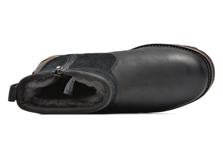 Bottines et boots UGG Hendren Noir vue gauche