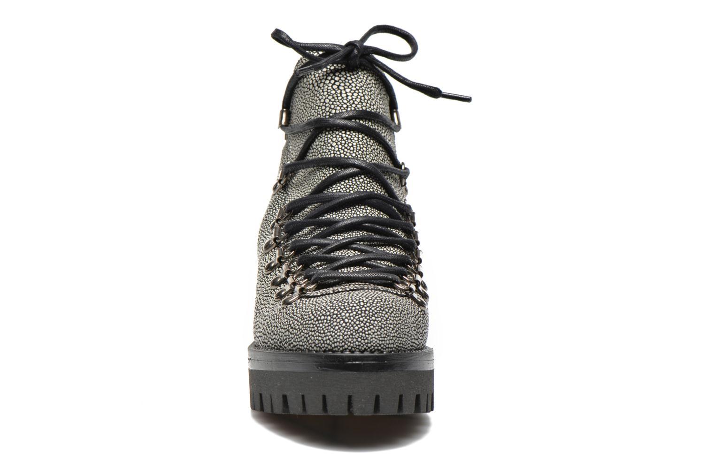 Stiefeletten & Boots Intentionally blank Tharp grau schuhe getragen