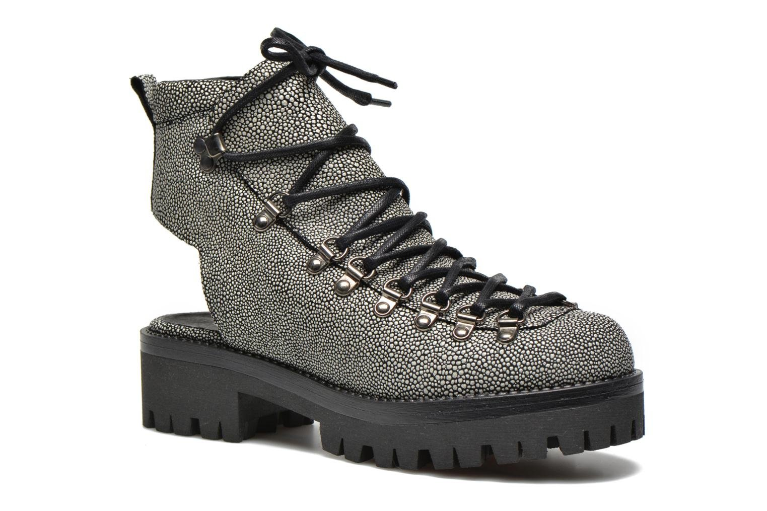 Ankle boots Intentionally blank Tharp Grey detailed view/ Pair view