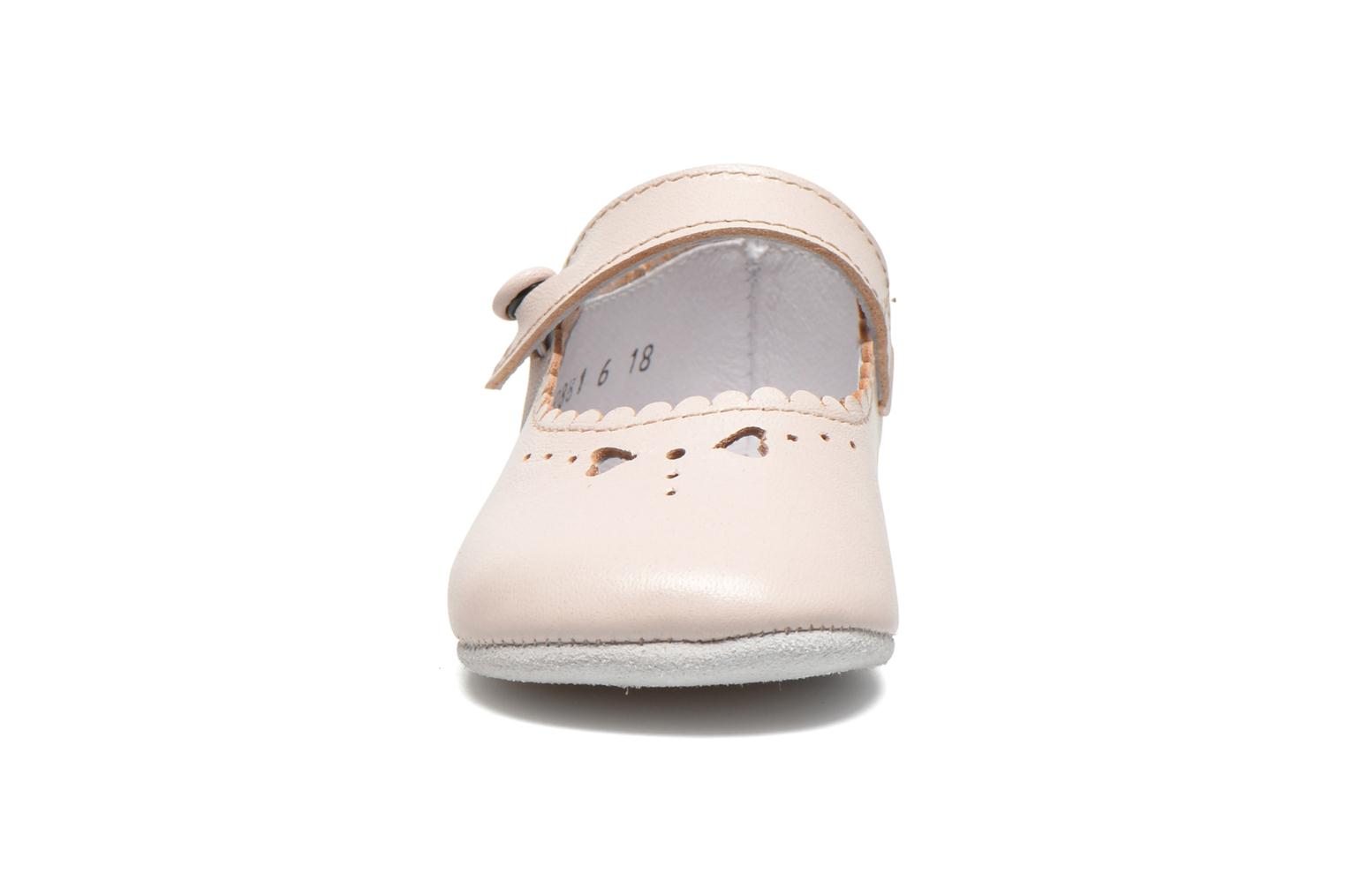 Chaussons Start Rite Baby Elizabeth Rose vue portées chaussures