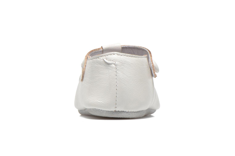 Baby Edward White leather