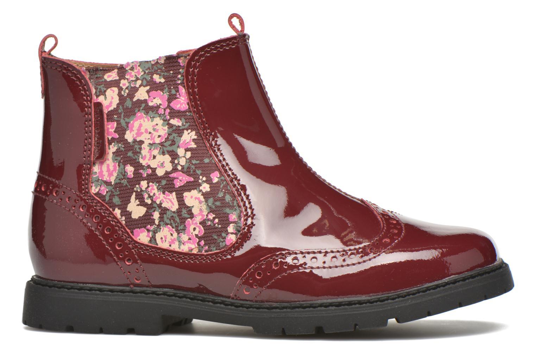 Bottines et boots Start Rite Chelsea Bordeaux vue derrière