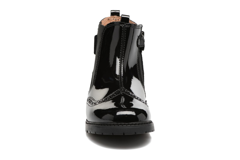 Ankelstøvler Start Rite Chelsea Sort se skoene på