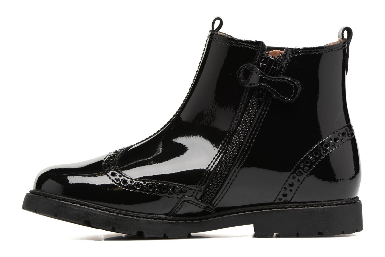 Stiefeletten & Boots Start Rite Chelsea schwarz ansicht von vorne