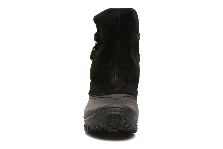 Zapatillas de deporte The North Face W Shellista II Pull-on Negro vista del modelo