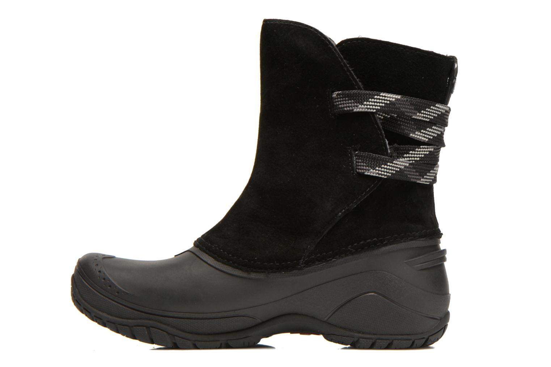 Zapatillas de deporte The North Face W Shellista II Pull-on Negro vista de frente